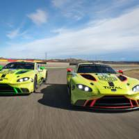 Aston Martin Vantage GTE will compete this weekend at Spa