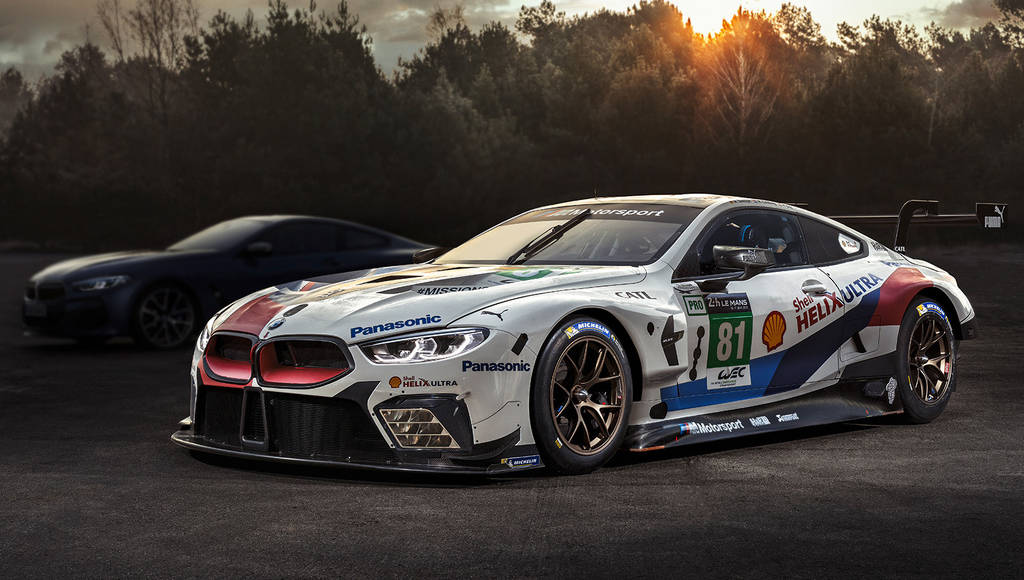 BMW 8 Series Coupe will be unveiled in Le Mans on July 15