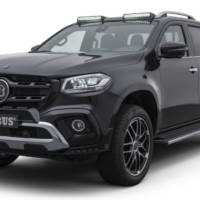 Brabus has a special package for Mercedes-Benz X-Class