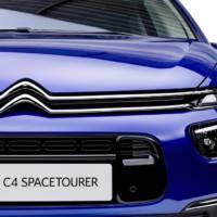 Citroen C4 Spacetourer gets new 8-speed transmission