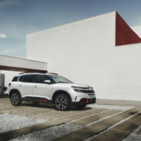 Citroen C5 Aircross has arrived in Europe
