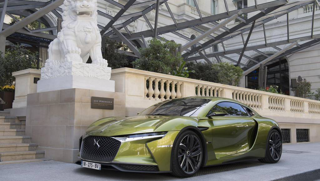 DS premium models will all have electric versions starting 2025