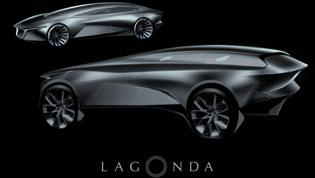 First Lagonda model will be an all-electric SUV