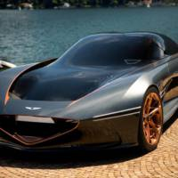 Genesis Essentia Concept makes European debut