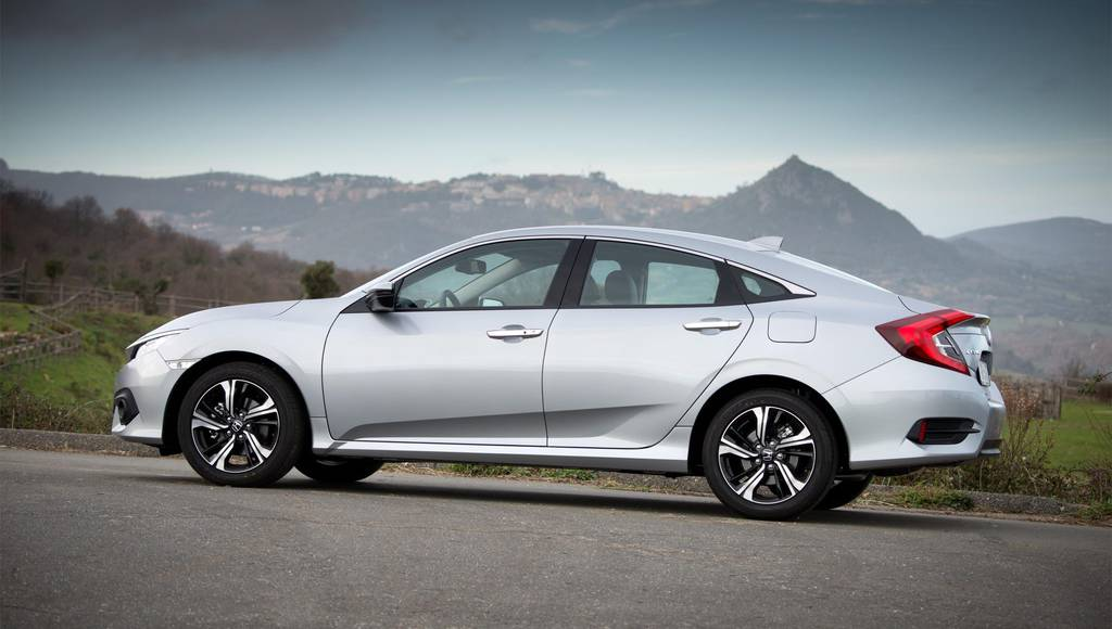 Honda Civic Saloon to be introduced in UK