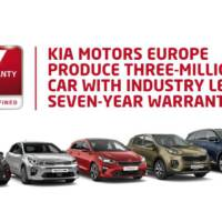 Kia 7 years warranty offered for 3 million cars