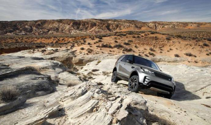 Land Rover Cortex system will drive you off-road