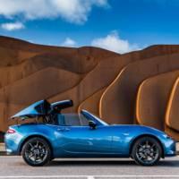 Mazda MX-5 RF Sport Black launched in UK