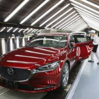 Mazda produced its 50 millionth car