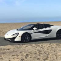 McLaren celebrates 5000 cars sold in US