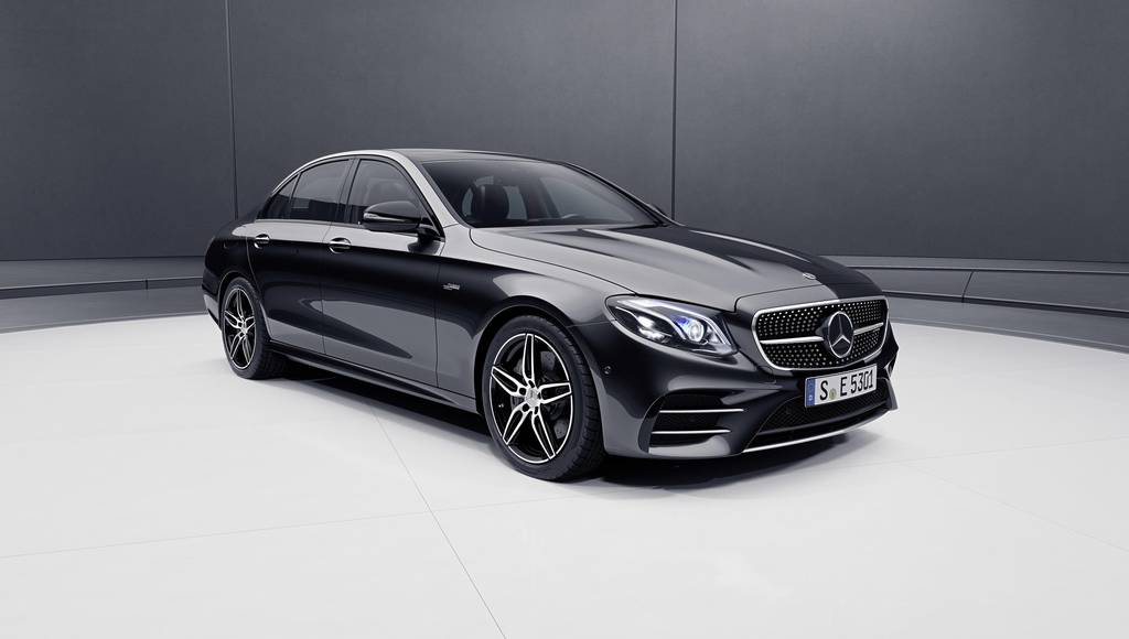 Mercedes-AMG E 53 Sedan introduced in US