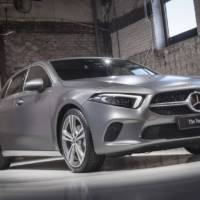 Mercedes-Benz A-Class is now produced in Hungary
