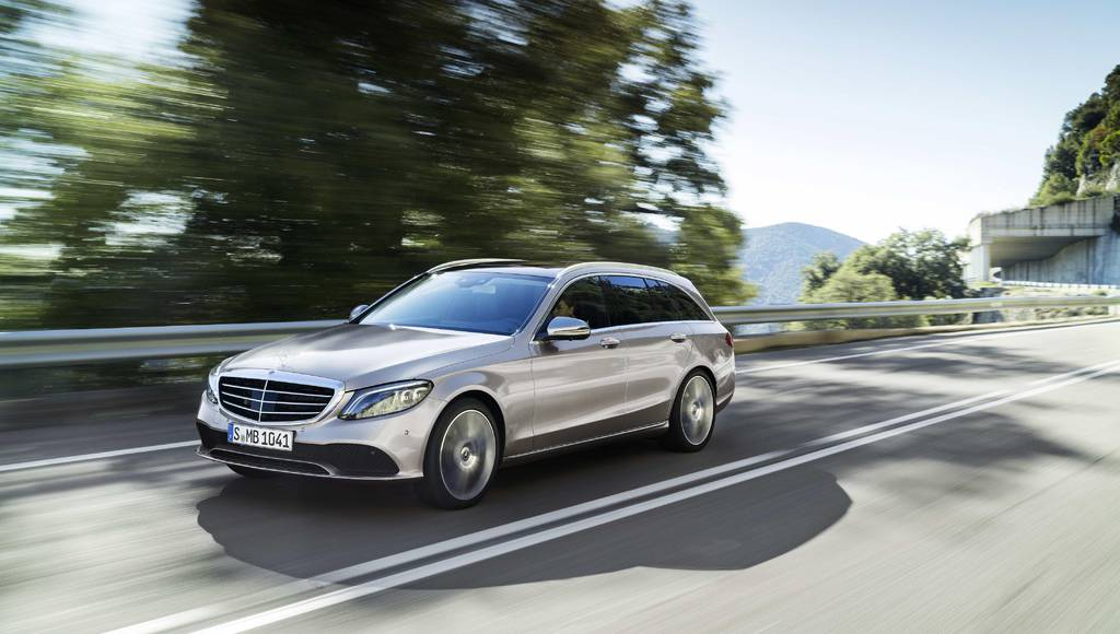 Mercedes-Benz C-Class Saloon and Estate UK pricing announced