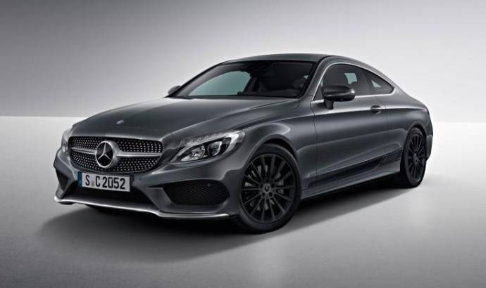 Mercedes C-Class Nightfall Edition launched in UK