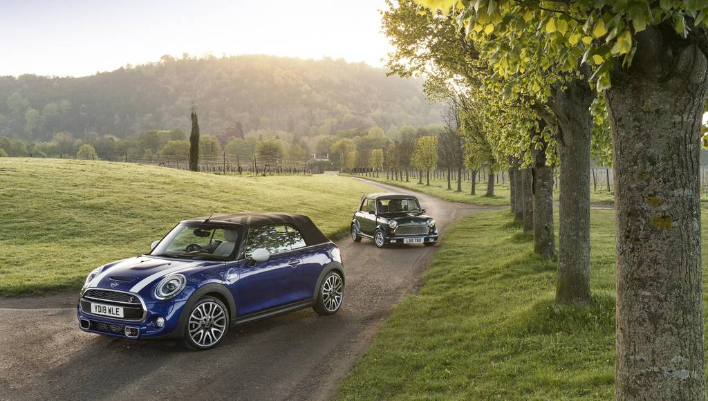 Mini Convertible 25th Anniversary Edition launched in UK