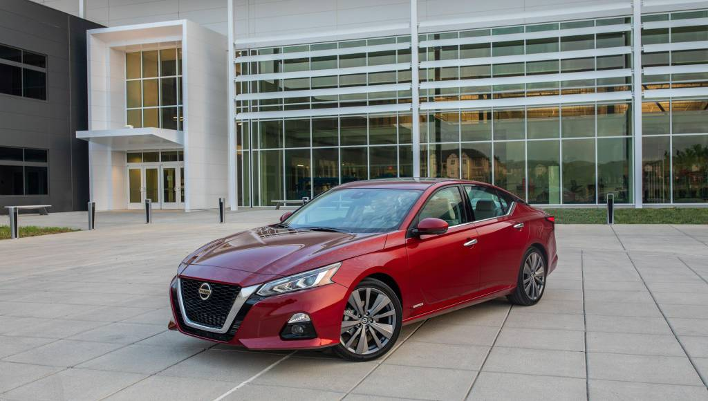 Nissan Altima Edition One: orders are open