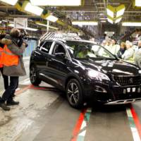 PSA Peugeot-Citroen increases SUV production