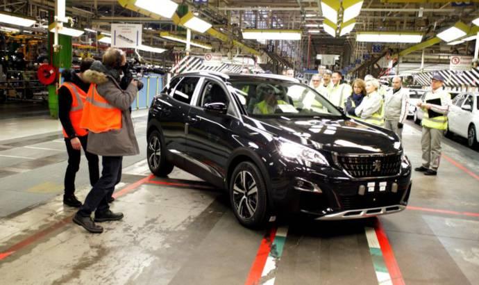 PSA Peugeot-Citroen increases SUV production