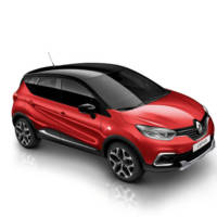 Renault Captur available with Play, Iconic and GT Line trim levels