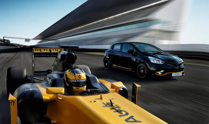 Renault Clio R.S. 18 special edition available in UK