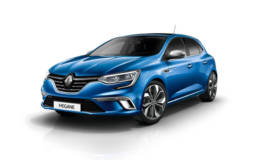 Renault Megane available with Play, Iconic and GT Line trim levels
