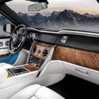 Rolls-Royce Cullinan is the most expensive production series SUV in the world