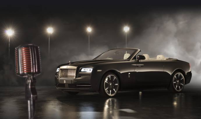 Rolls Royce Dawn Inspired by Music unveiled