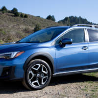 Subaru Crosstrek Hybrid announced