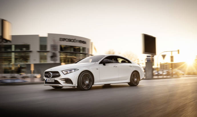 The new range Mercedes-AMG 53 will be available from August - the cheapest will cost 81.500 Euros