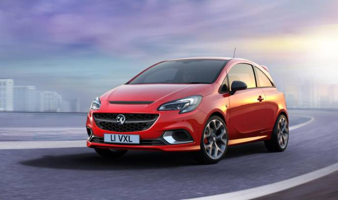 Vauxhall Corsa GSI details released