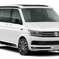 Volkswagen California Edition models launched in UK