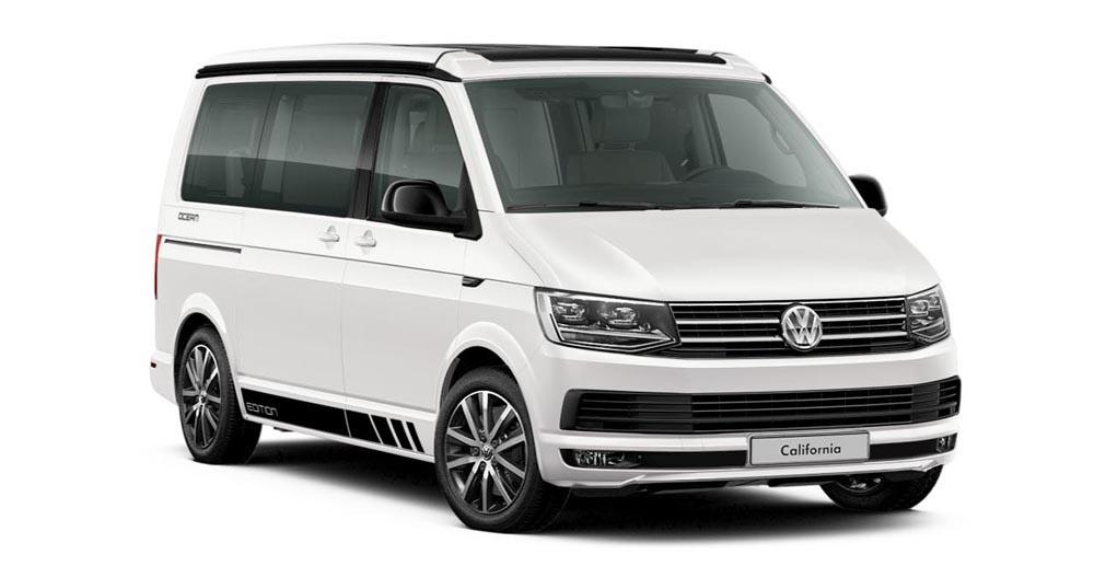 Volkswagen California Edition models launched in UK