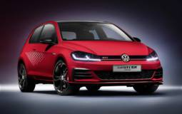 Volkswagen Golf GTI TCR Concept introduced