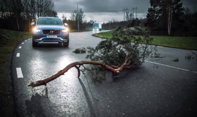 Volvo Cars and Volvo Trucks will share traffic data