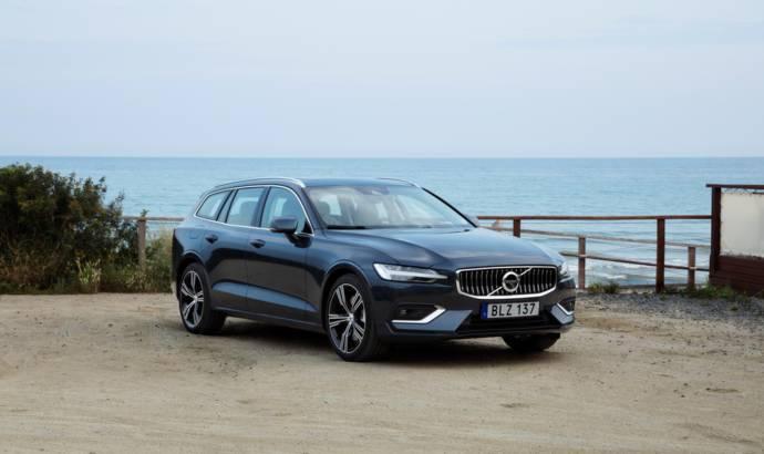 2018 Volvo V60 UK pricing announced