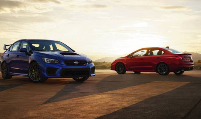 2019 Subaru WRX US pricing announced