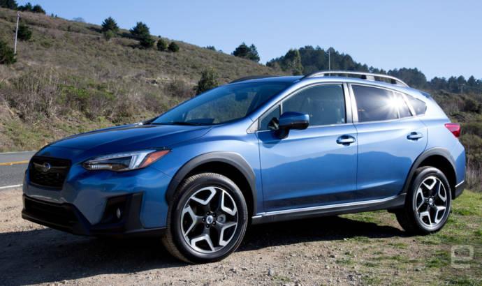 Subaru Crosstrek Hybrid announced