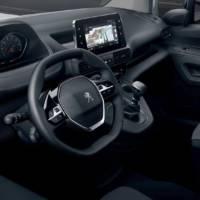 2018 Peugeot PARTNER officially revealed