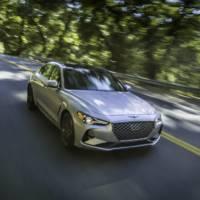 2019 Genesis G70 gets detailed ahead of US debut
