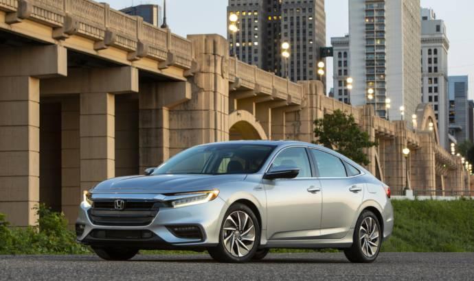 2019 Honda Insight updates detailed