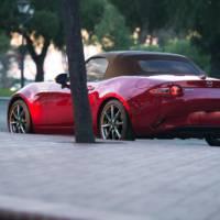 2019 Mazda MX-5 Miata introduced in US