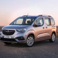 2019 Vauxhall Combo UK pricing announced