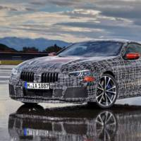 A BMW 8 Series Prototype was involved in a deadly crash