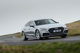 Audi A7 V6 TDI now available with 231 HP
