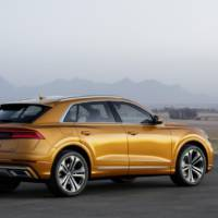Audi Q8 official info and photos