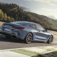 BMW 8 Series Coupe - official details and photos