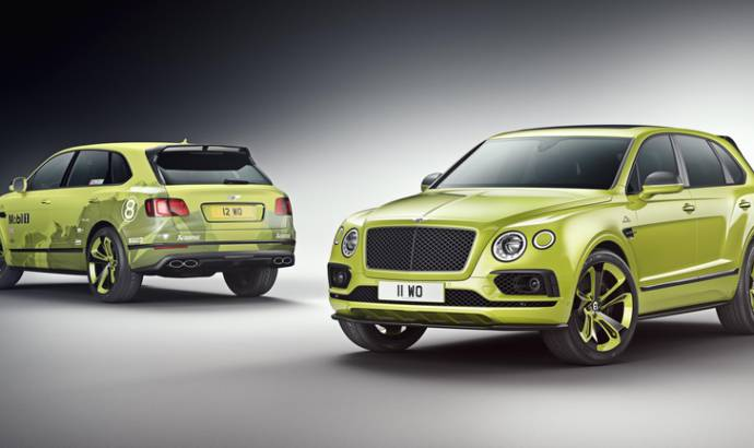 Bentley Limited Edition Bentayga launched in a limited number