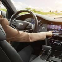 Cadillac Super Cruise system available on whole range