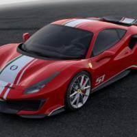 Ferrari 488 Pista Piloti Ferrari special edition introduced