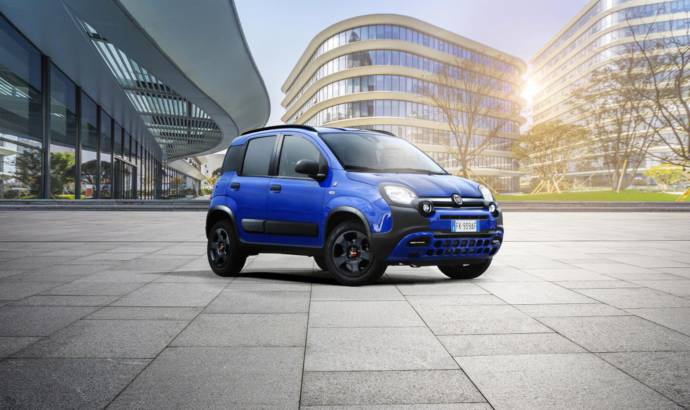 Fiat Panda Waze special edition